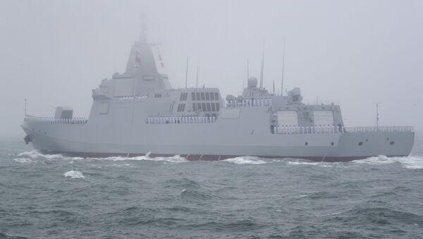 Type 055 Nanchang - Sputnik Polska