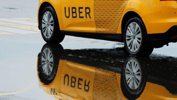 Uber - Sputnik Polska