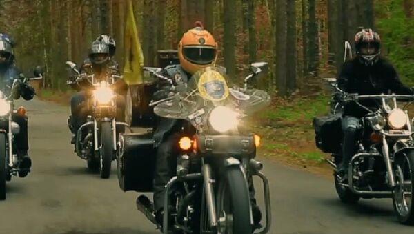 """Stalowe kobry"": Babcia na motocylku od 40 lat - Sputnik Polska"