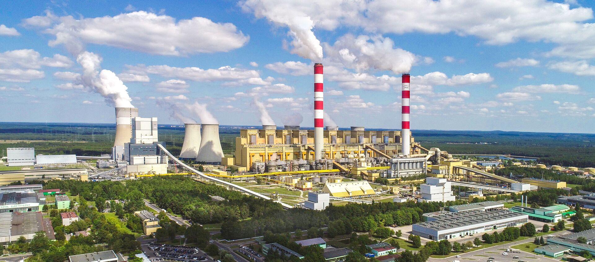 Elektrownia w Bełchatowie - Sputnik Polska, 1920, 23.05.2021