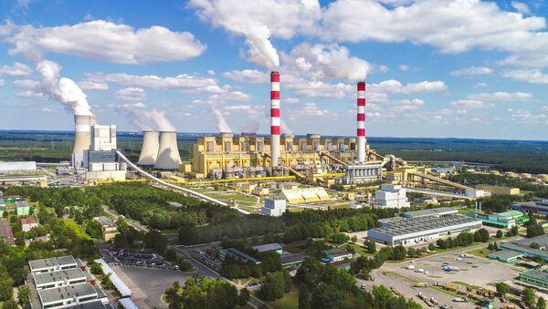 Elektrownia w Bełchatowie - Sputnik Polska