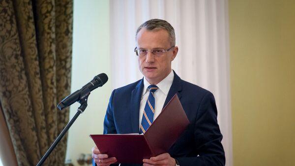 Ambasador Polski w Izraelu Marek Magierowski - Sputnik Polska