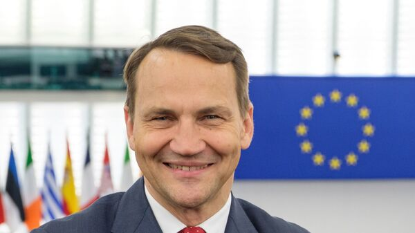 Radosław Sikorski - Sputnik Polska