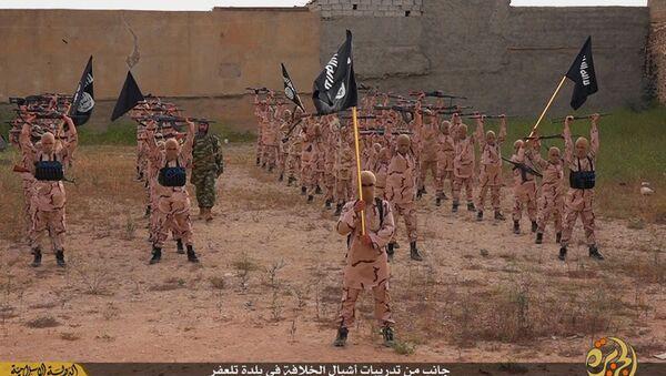 Grupa PI w Iraku - Sputnik Polska