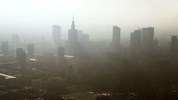 Warszawski smog - Sputnik Polska