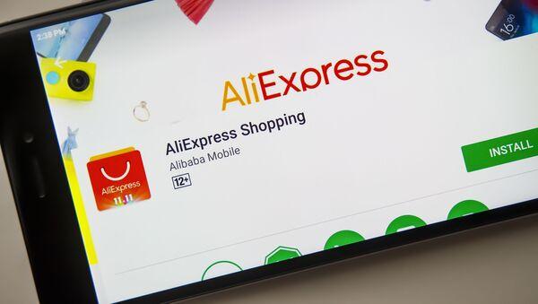 Aplikacja AliExpress - Sputnik Polska