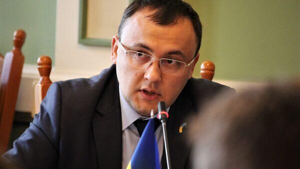 Wiceminister spraw zagranicznych Ukrainy Wasyl Bodnar - Sputnik Polska
