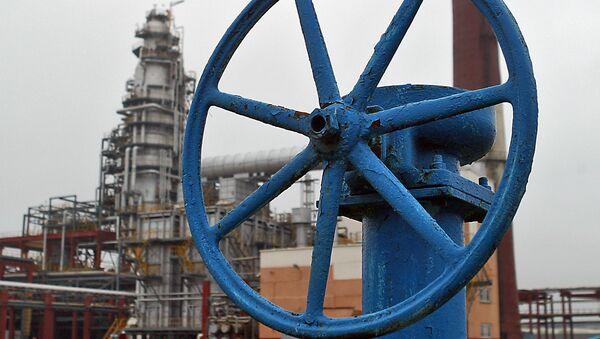 Rafineria Naftan w Nowopołocku, Białoruś. - Sputnik Polska