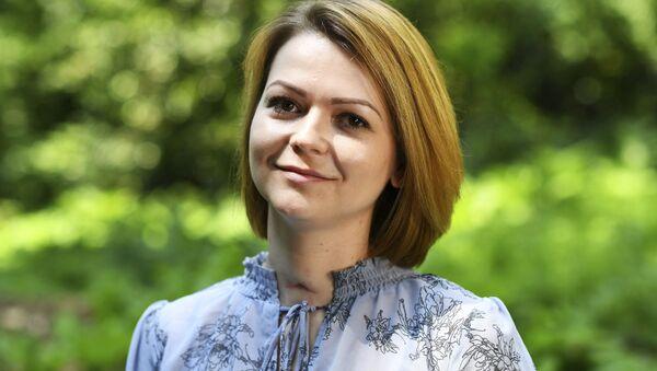 Julia Skripal - Sputnik Polska