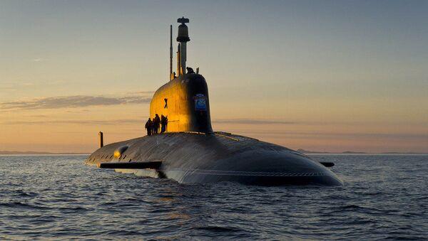 """Atomowy okręt podwodny projektu 885 """"Jasień - Sputnik Polska"""