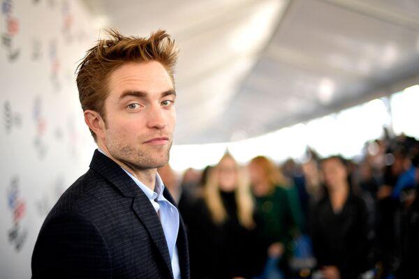 Aktor Robert Pattinson  - Sputnik Polska