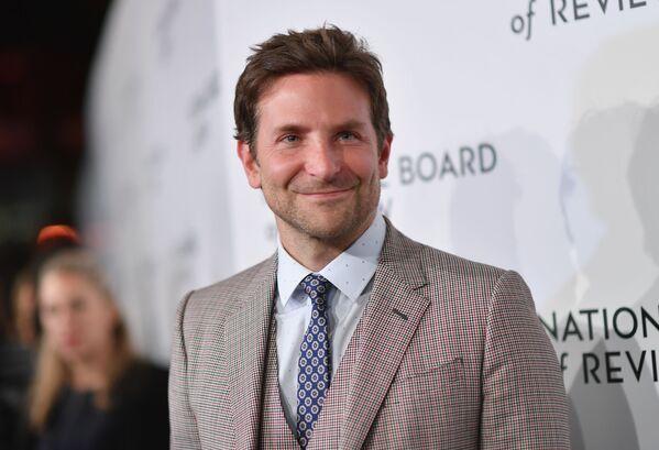 Aktor Bradley Cooper - Sputnik Polska