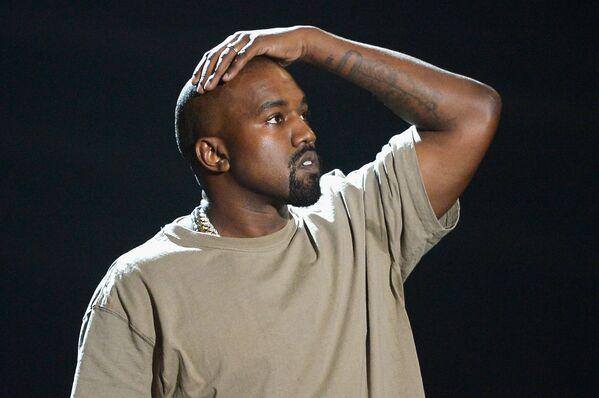 Raper Kanye West  - Sputnik Polska