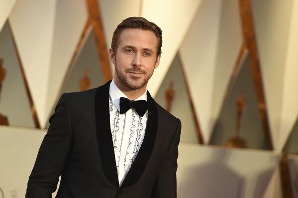 Aktor Ryan Gosling - Sputnik Polska