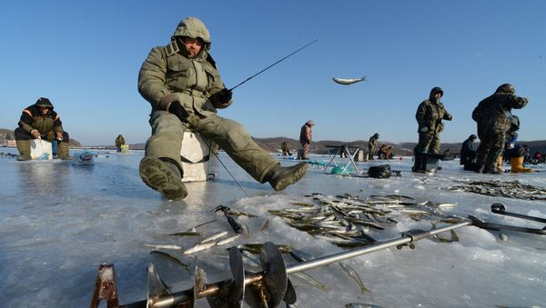 Wędkarstwo w Rosji - Sputnik Polska