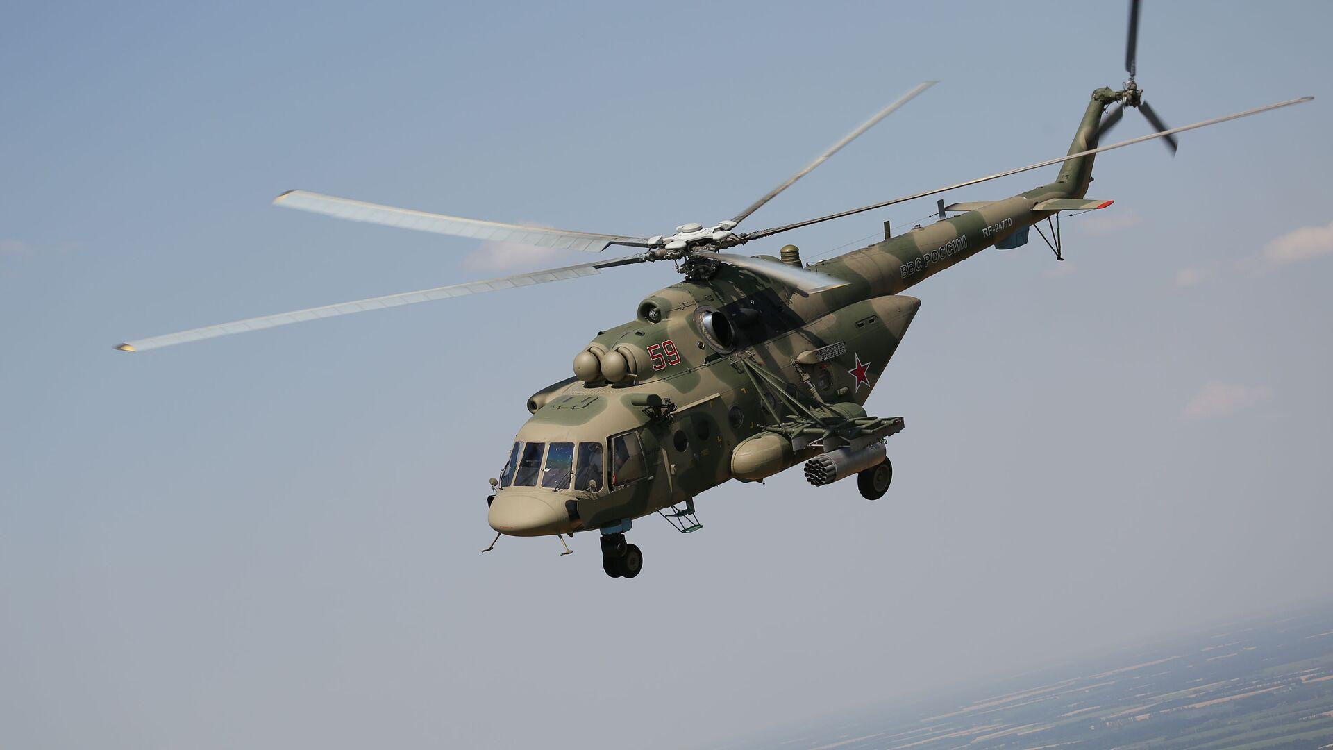 Mi-8 - Sputnik Polska, 1920, 19.09.2021