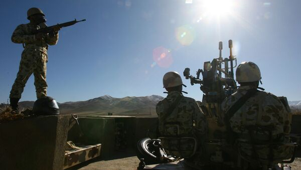 Ćwiczenia wojskowe w Iranie - Sputnik Polska