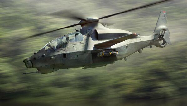 Projekt helikoptera Bell 360 Invictus - Sputnik Polska
