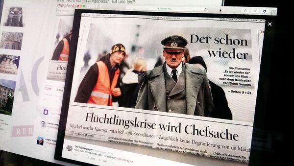 Gazeta niemiecka Der Tagesspiegel - Sputnik Polska