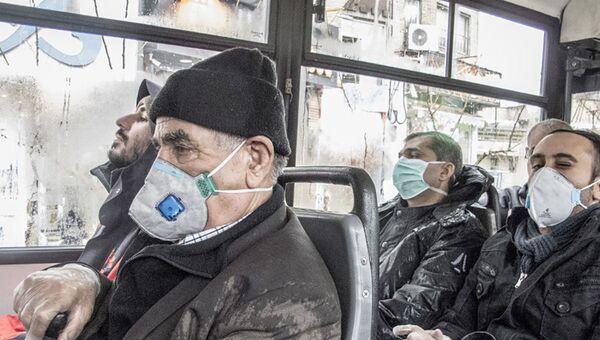 Koronawirus w Iranie - Sputnik Polska