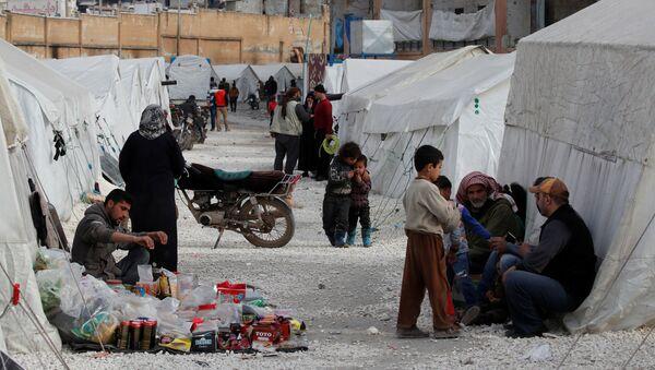 Idlib, Syria 27 lutego 2020 roku  - Sputnik Polska