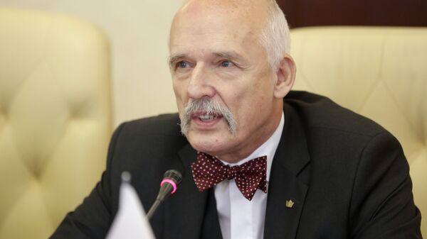 Janusz Korwin-Mikke - Sputnik Polska