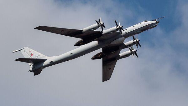 Rosyjski samolot Tu-142 - Sputnik Polska