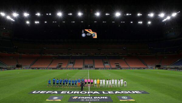 Stadion bez kibiców, Włochy - Sputnik Polska