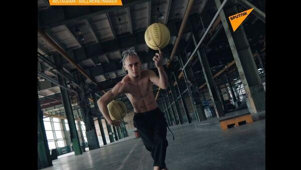 Freestyle basketball - Sputnik Polska