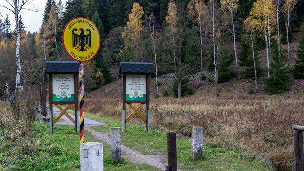 Granica czesko-niemiecka - Sputnik Polska