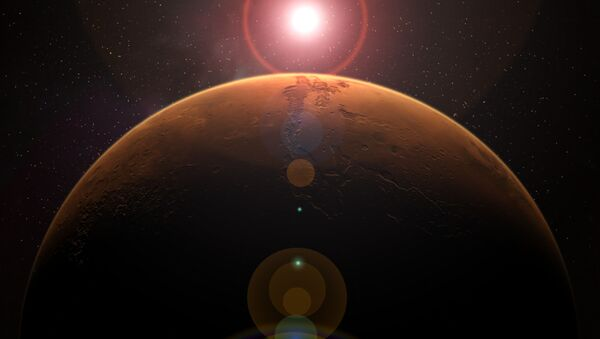 Mars - Sputnik Polska