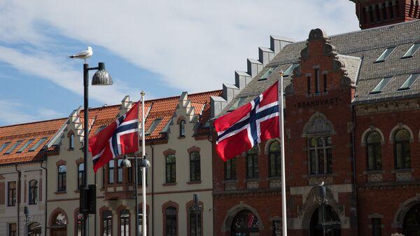Norwegia - Sputnik Polska