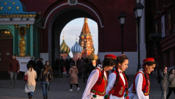 Moskwa, Plac Czerwony - Sputnik Polska