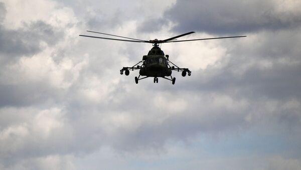 Śmigłowce Mi-8 - Sputnik Polska