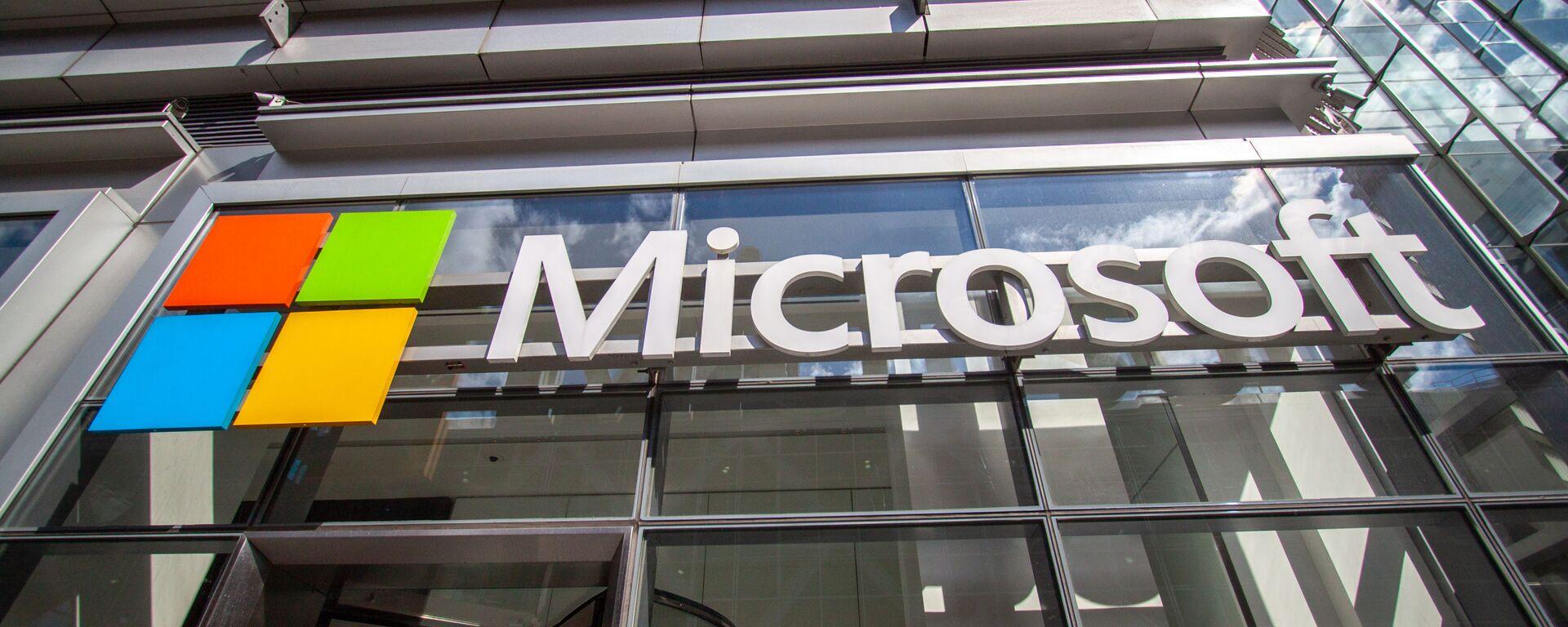 Biuro Microsoft na Manhattanie - Sputnik Polska, 1920, 06.03.2021