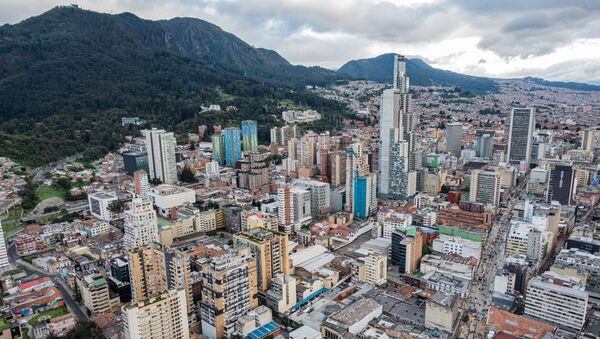 Bogota, Kolumbia. - Sputnik Polska