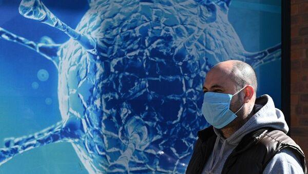 Pandemia koronawirusa - Sputnik Polska