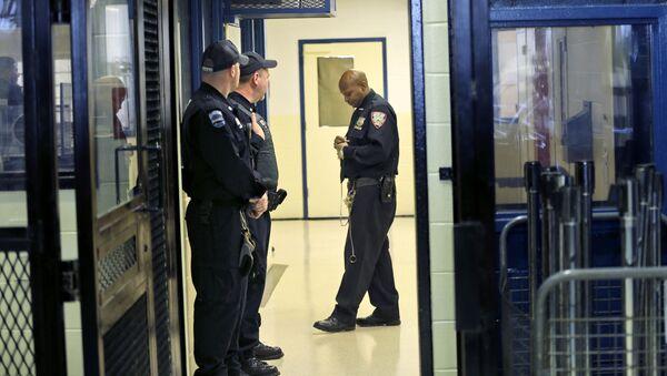 Więzienie  Rikers Island w Nowym Jorku. - Sputnik Polska