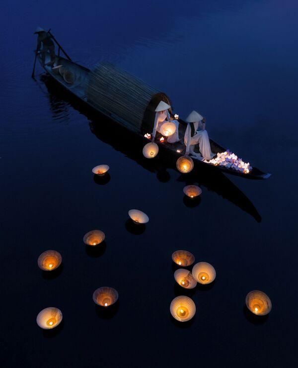 """""""Underwater prayers"""", Wietnam - Sputnik Polska"""