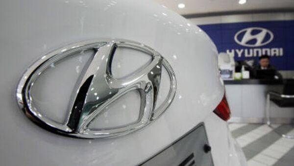 Hyundai - Sputnik Polska