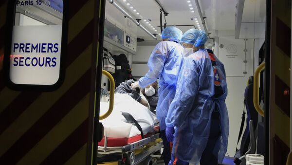 Kobieta w ciąży podejrzana o zarażenie koronawirusem w Paryżu - Sputnik Polska