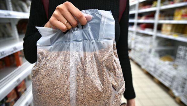 Niedobór żywności spowodowany rozpadem łańcuchów dostaw może spowodować masowe zamieszki nawet w bogatych krajach.  - Sputnik Polska