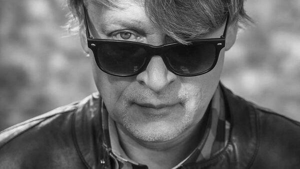 Lider zespołu Rezerwat Andrzej Adamiak - Sputnik Polska