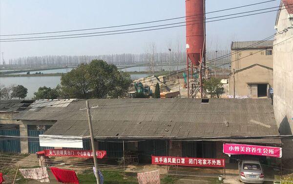 Koniec kwarantanny w Wuhan - Sputnik Polska