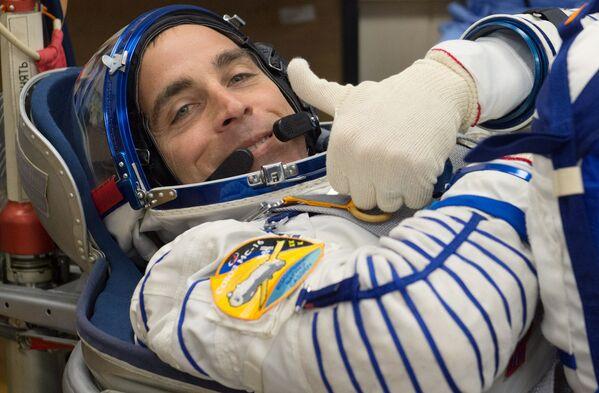Astronauta NASA Chris Cassidy  - Sputnik Polska