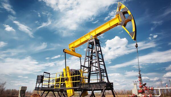 Wydobycie ropy - Sputnik Polska