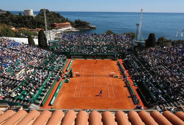 Trzeci dzień turnieju tenisowego Monte Carlo ATP Masters Series w Monako - Sputnik Polska