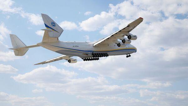 An-225 Mrija  - Sputnik Polska
