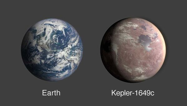 Porównanie planet - Sputnik Polska