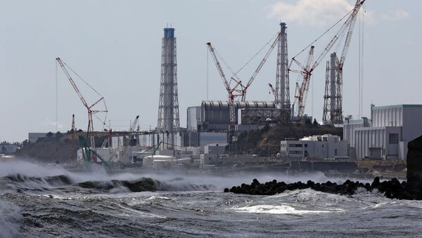 Elektrownia jądrowa Fukushima - Sputnik Polska